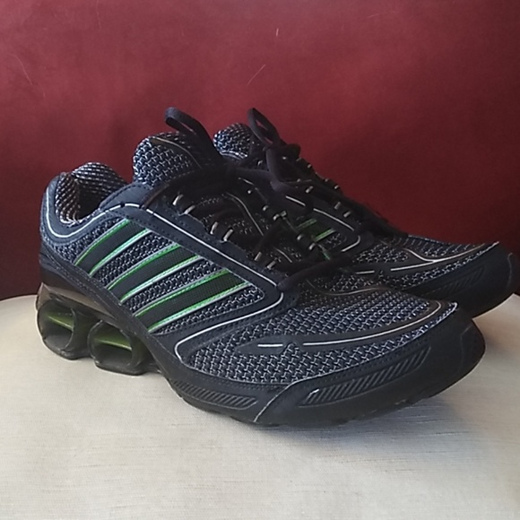 esculpir apenas Desnudarse  adidas Shoes | Adidas Devotion Bounce Mens Runners Size 9 Mint | Poshmark